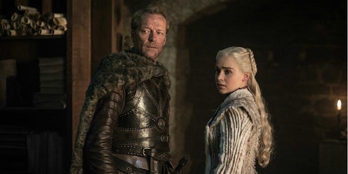 Season 8 leak Game of Thrones