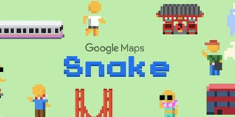 Google Maps Snake April Fools