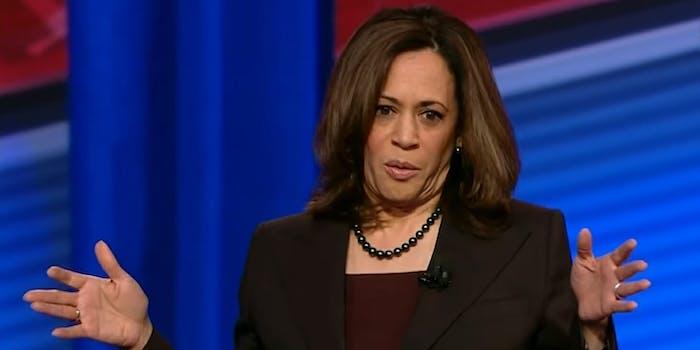 Kamala Harris Trump Impeachment CNN Town Hall