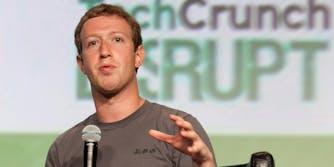 Mark Zuckerberg Internet Regulation Facebook