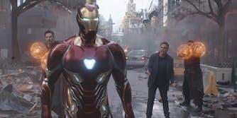 MCU Iron Man