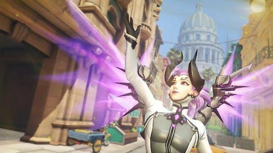 Healsluts Imp Mercy Overwatch