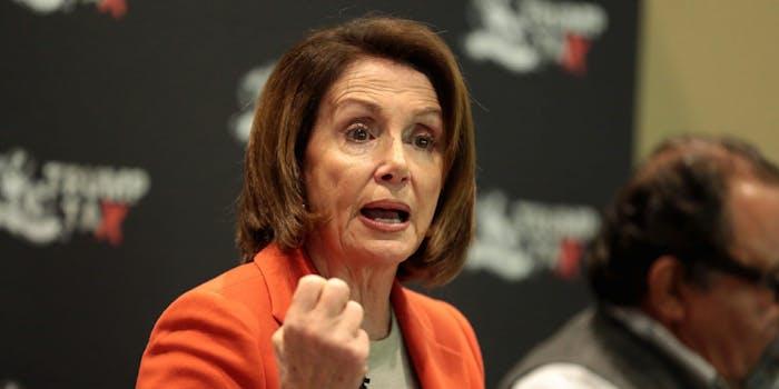 Net Neutrality Nancy Pelosi