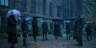 Netflix Umbrella Academy Viewership Numbers Q1 Report