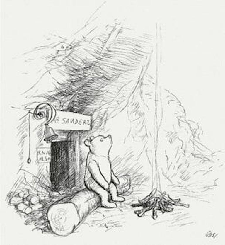 Winnie the Pooh Shepard1928