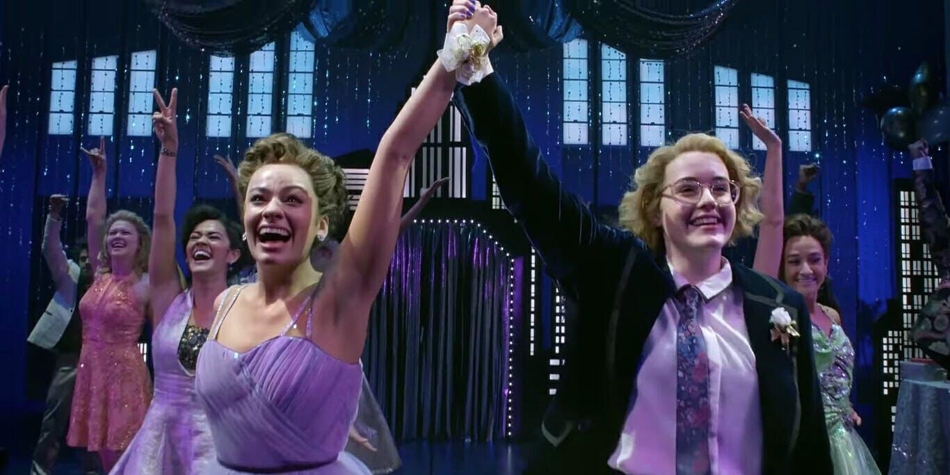 Ryan Murphy Netflix The Prom Musical