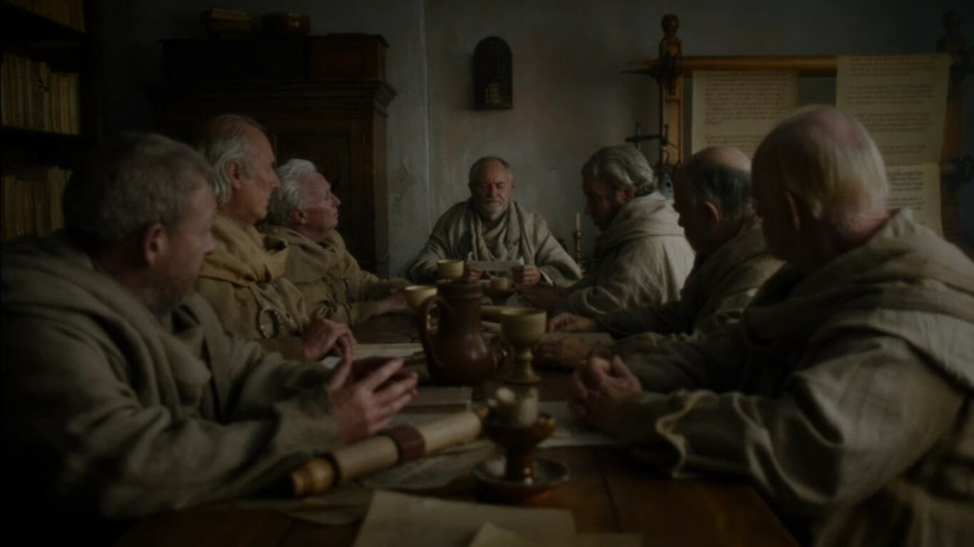 Game of Thrones theories - Maesters
