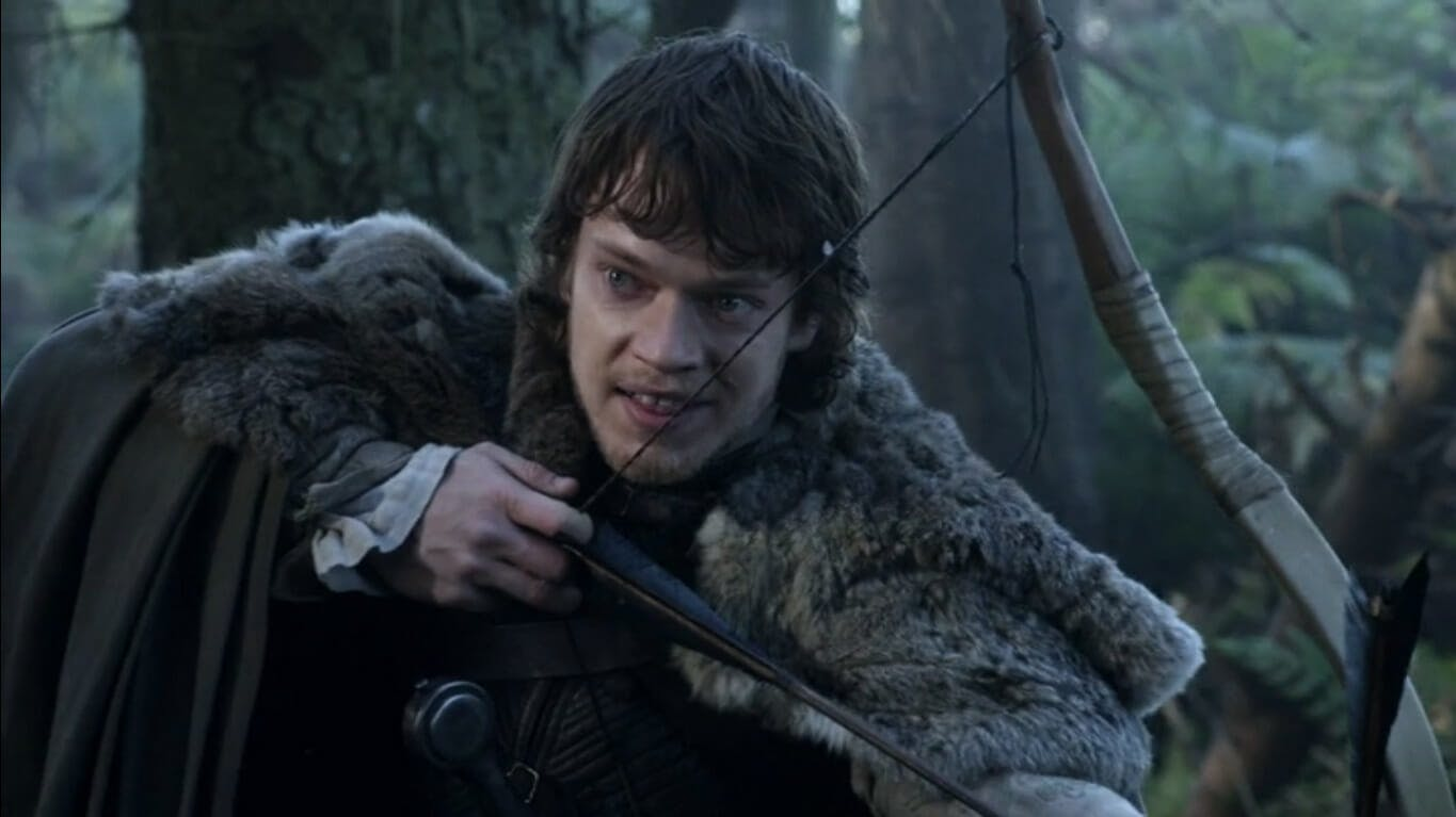 Game of Thrones Young Theon