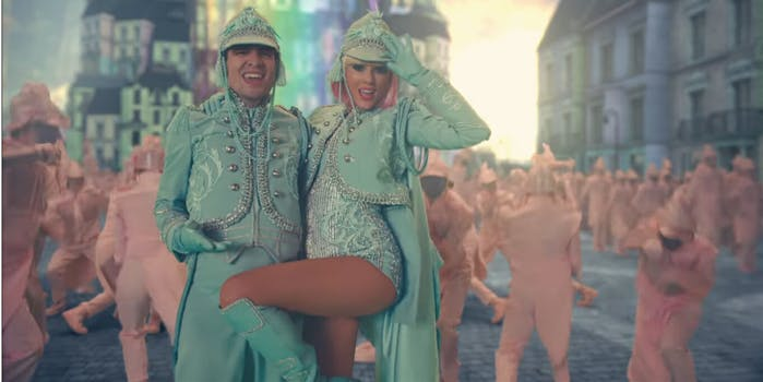 Taylor Swift single 'Me!' with Brendon Urie