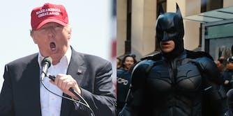 Trump Batman Dark Knight Rises Video Taken Down