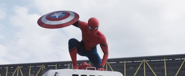 Where to stream Marvel - Captain America Civil War