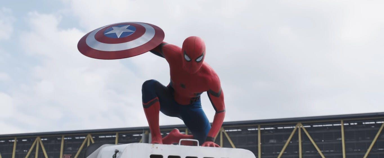 Where to stream Marvel - Captain America Civil War