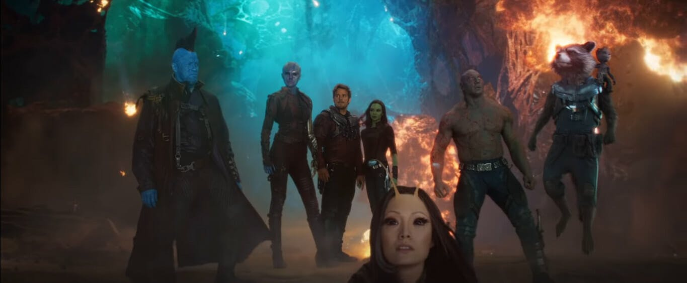 Where to stream Marvel - Guardians 2
