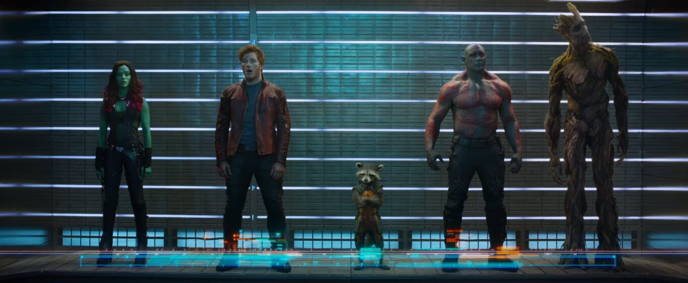 Where to stream Marvel - Guardians of the Galaxy