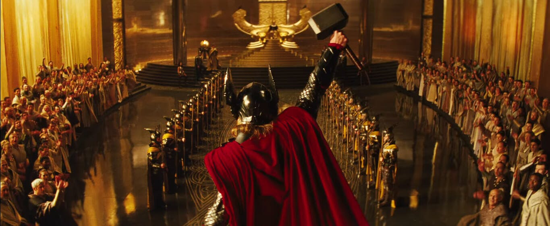 Where to stream Marvel - Thor
