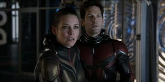 Antman and the Wasp best marvel