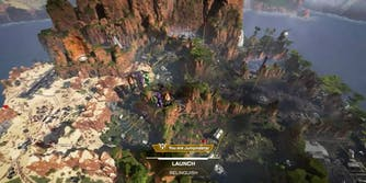 apex legends map - king's canyon