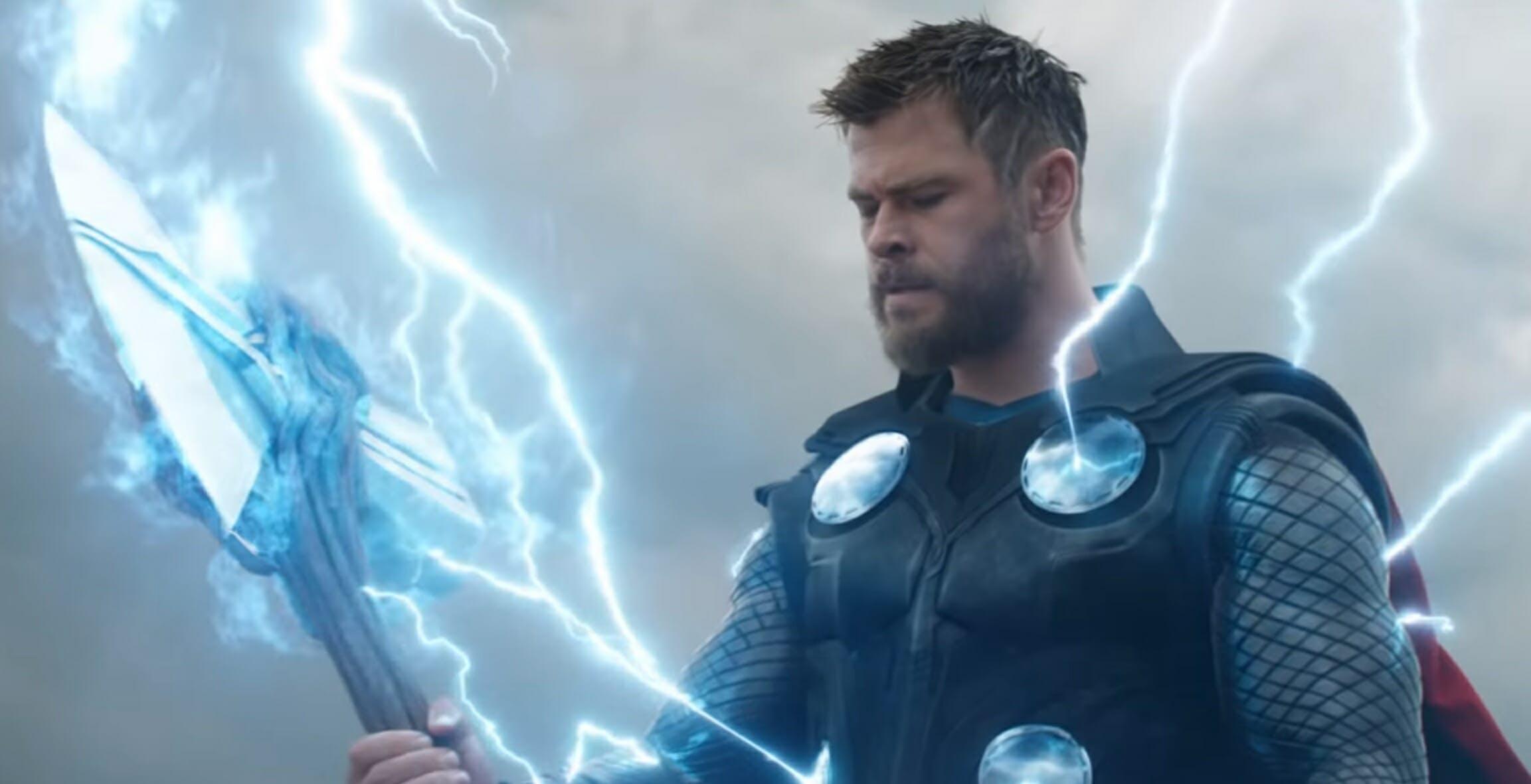 avengers endgame post-credits scene explained
