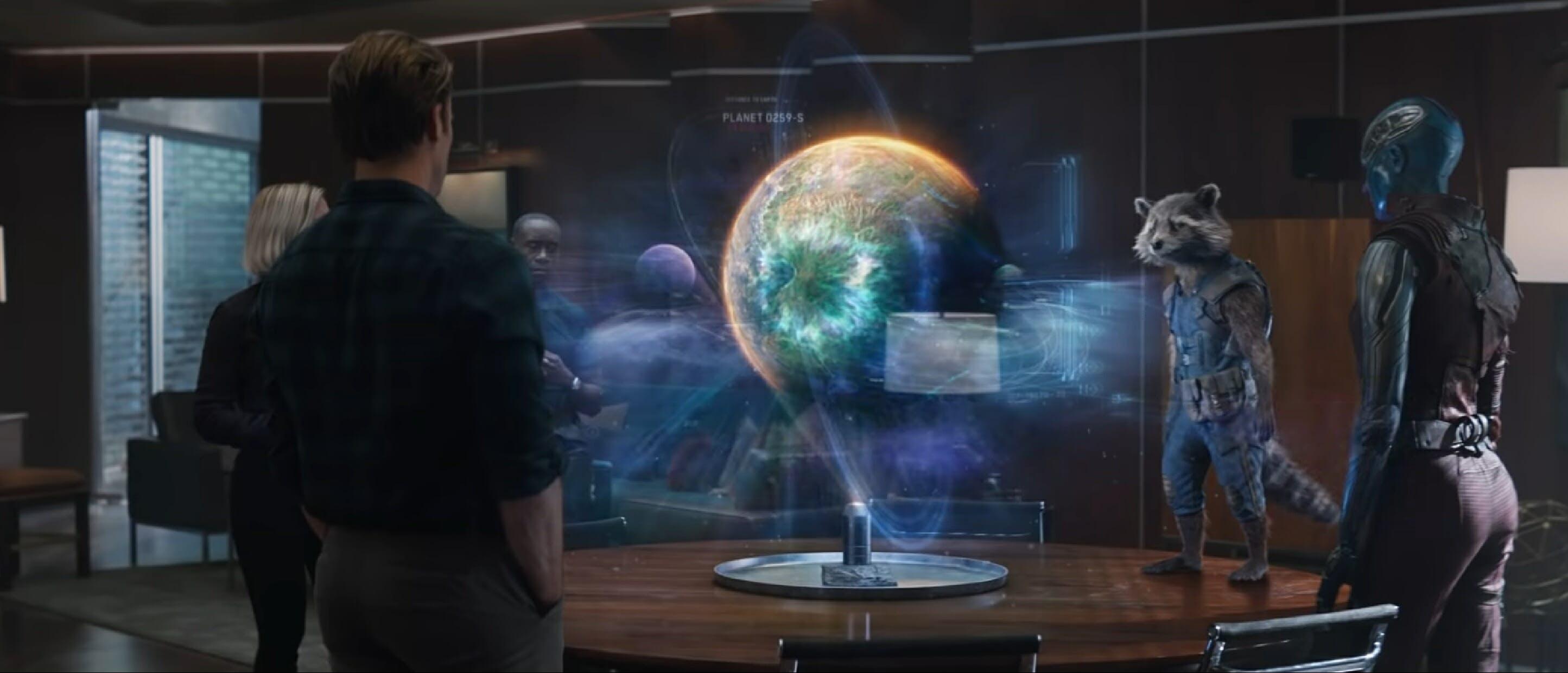 avengers endgame spoilers thanos planet