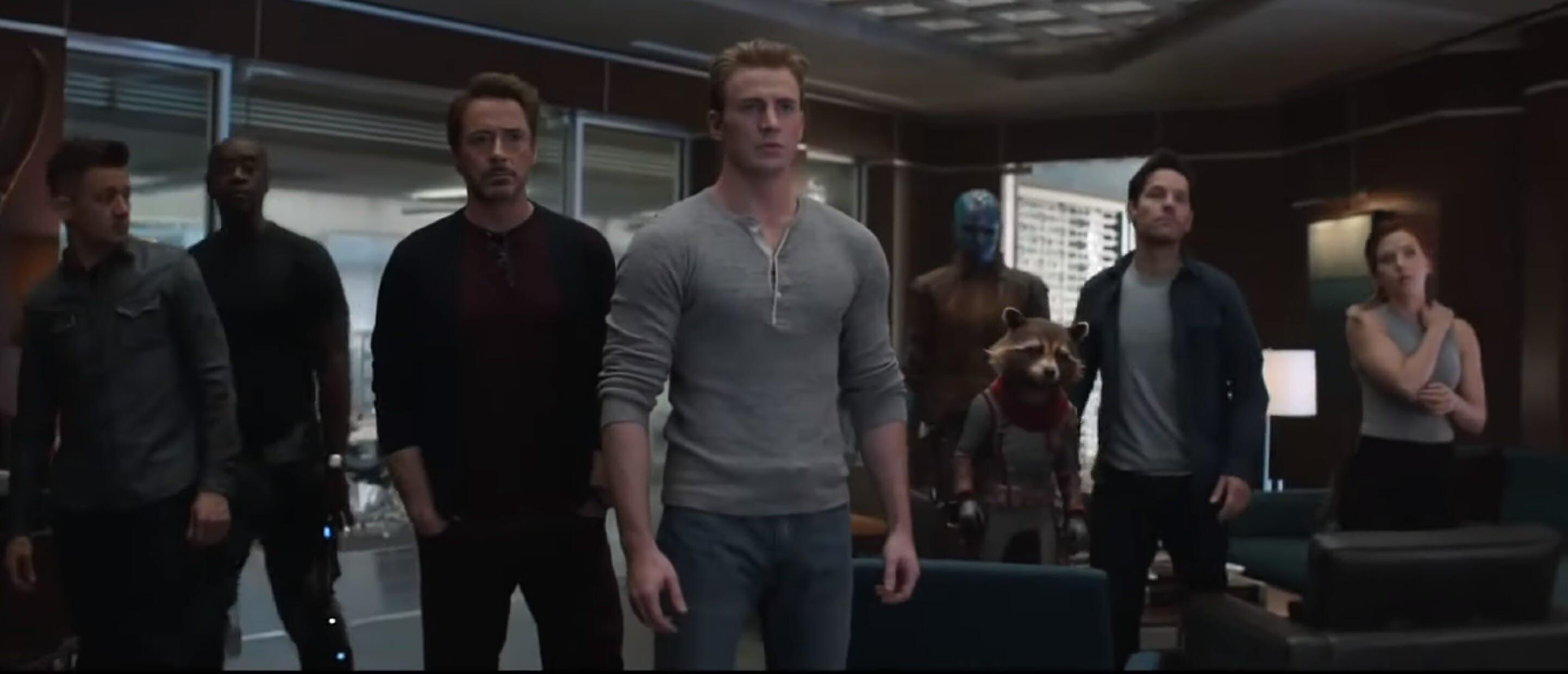 avengers endgame spoilers tv ads hulk
