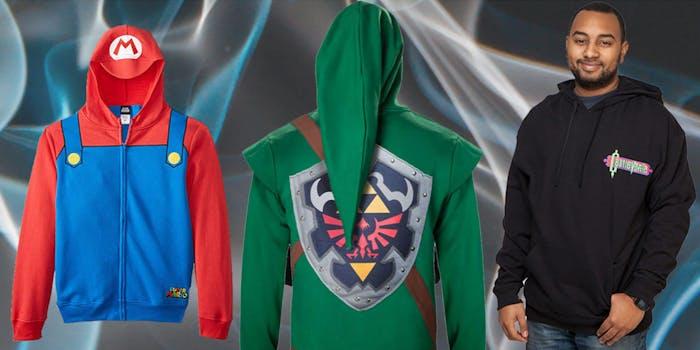 best gaming hoodies