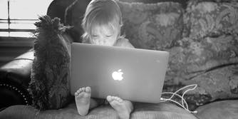 Children screen time recommendations