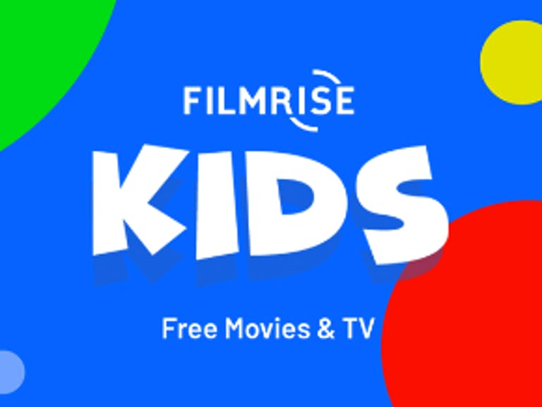 cord cutting for families - filmrise kids
