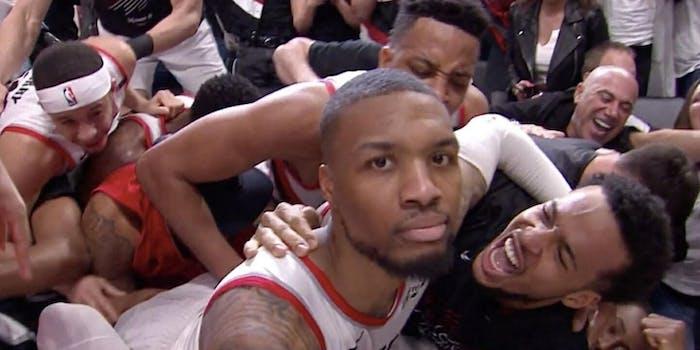 Damian Lillard NBA memes