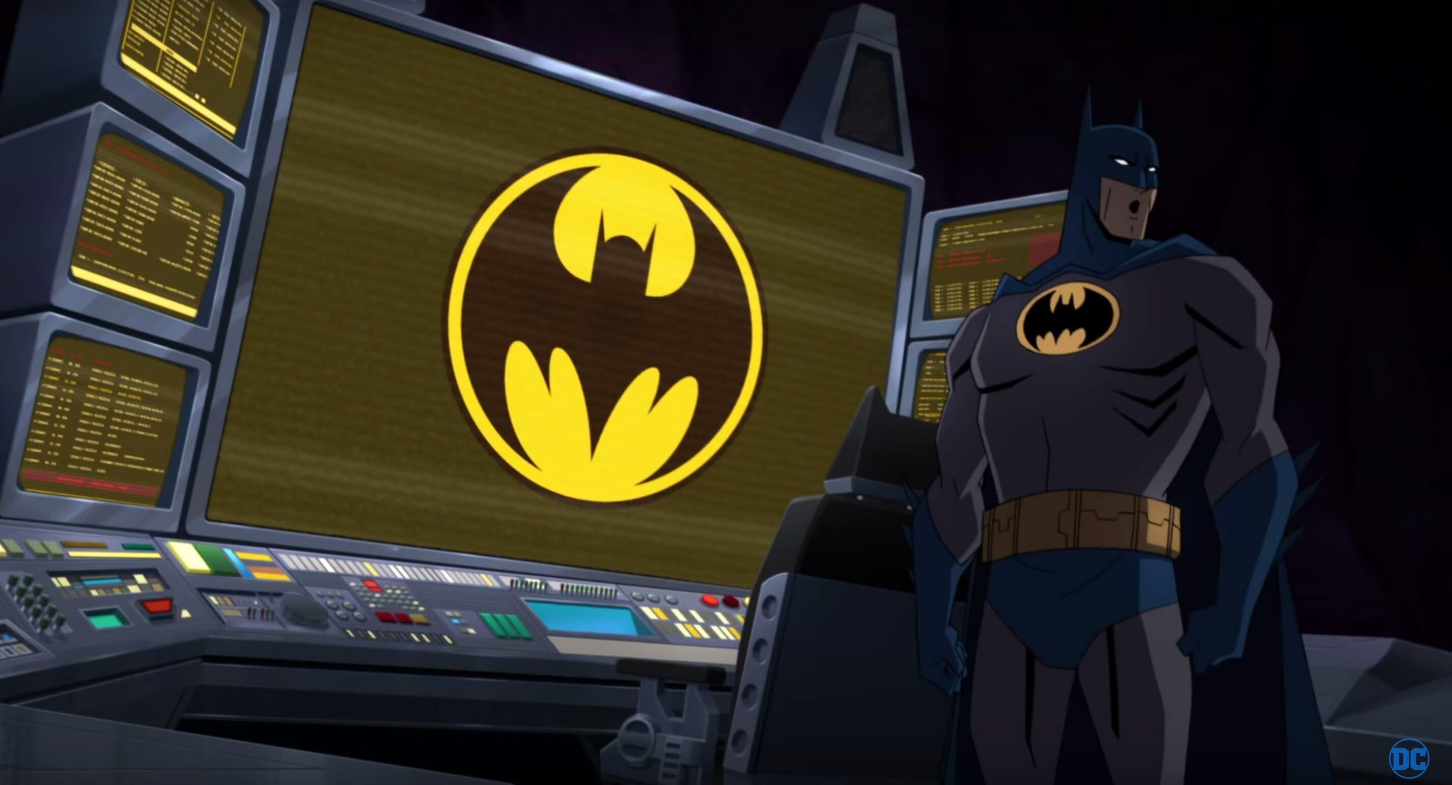 dc comics new animated movies