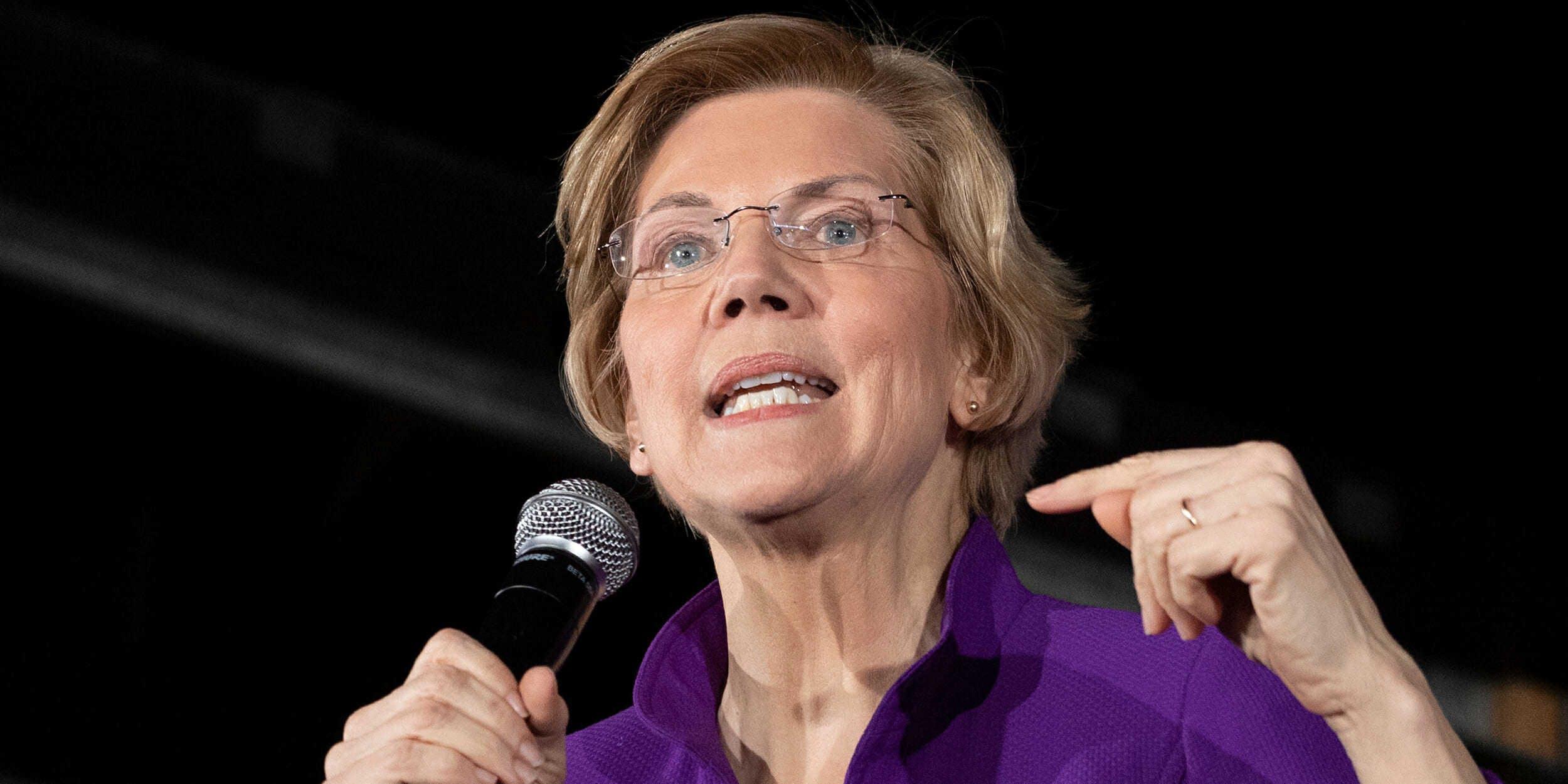 Elizabeth Warren 2020 platform