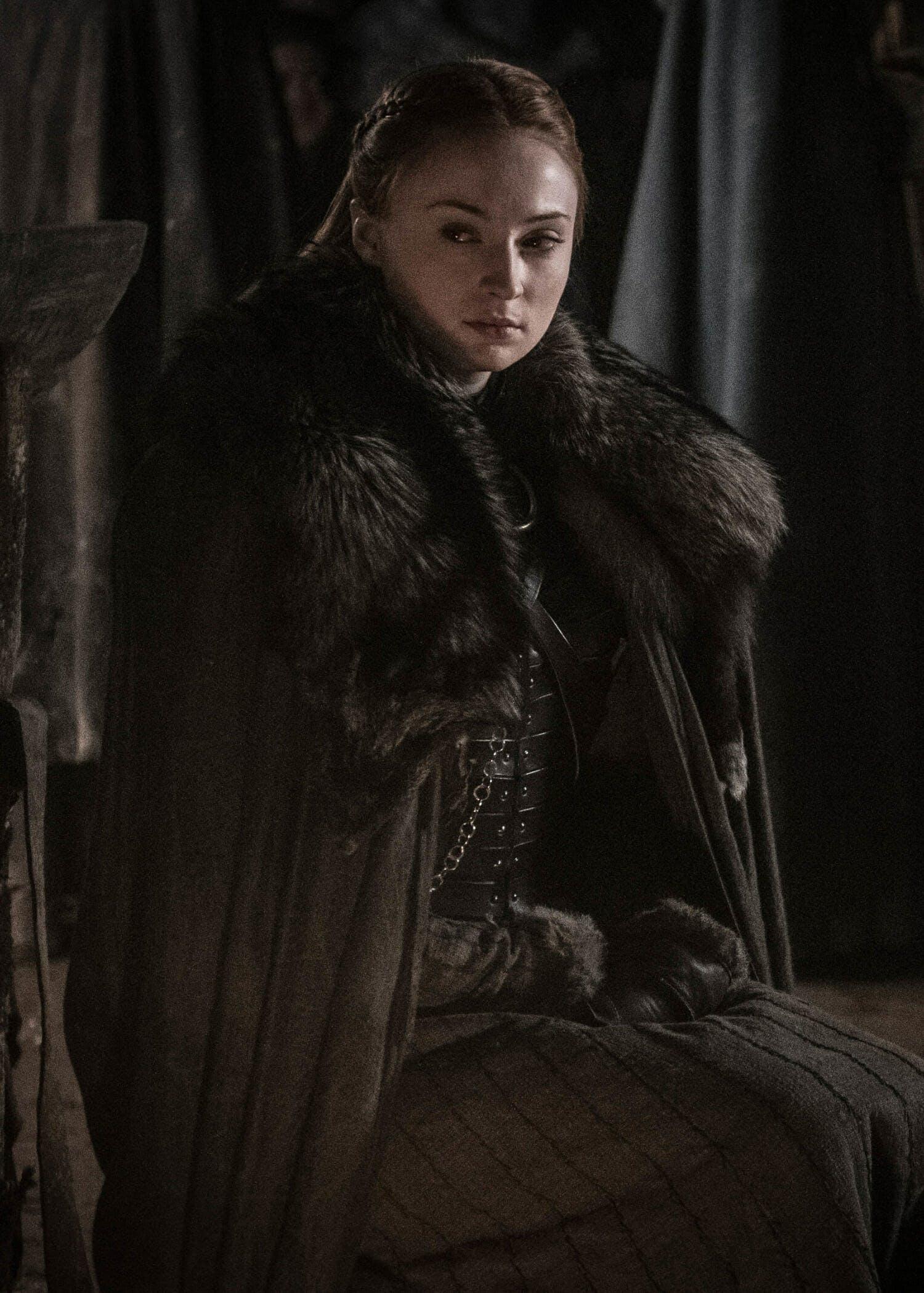 game of thrones sansa crypt of winterfell