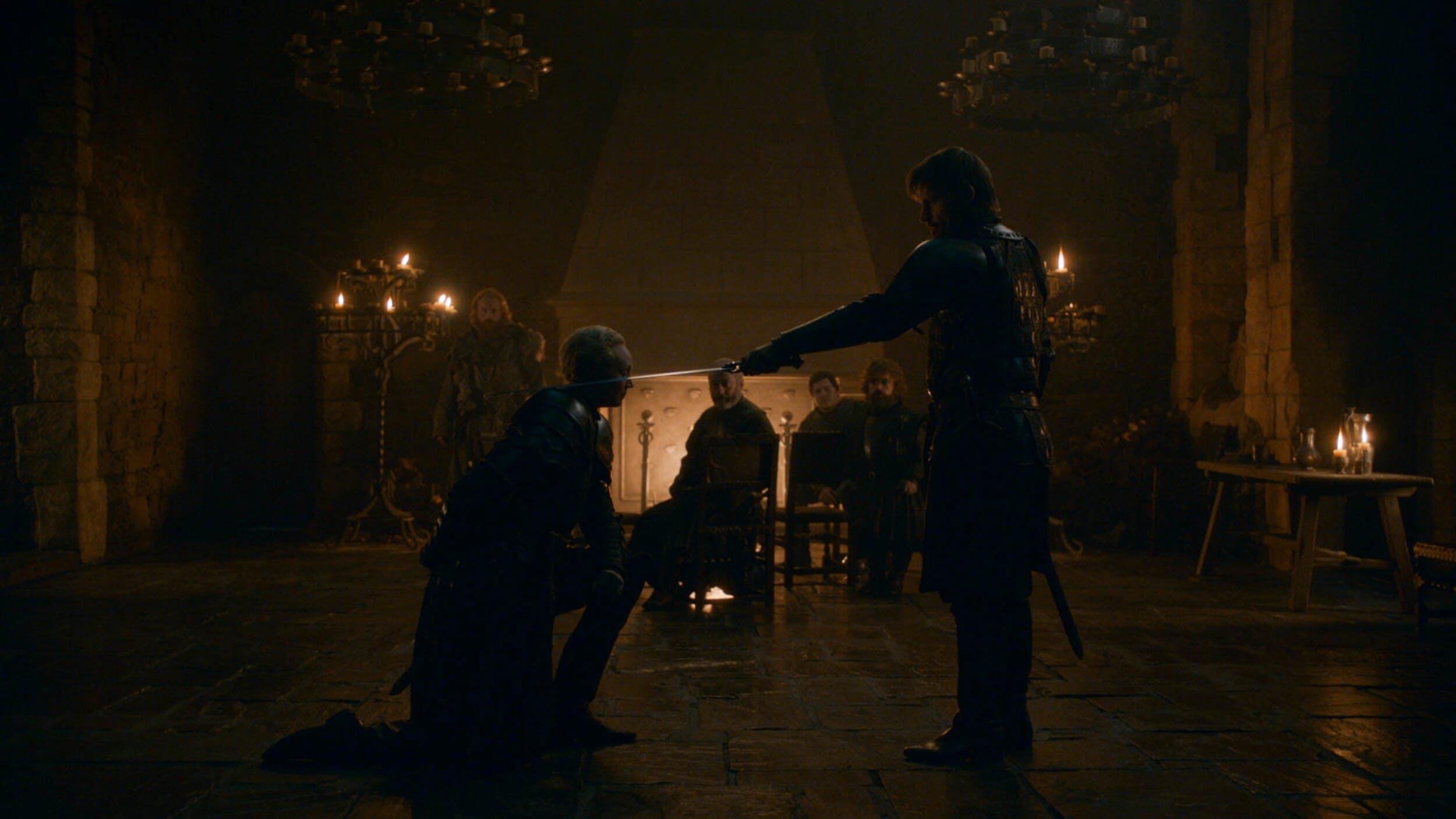 game of thrones ser brienne of tarth