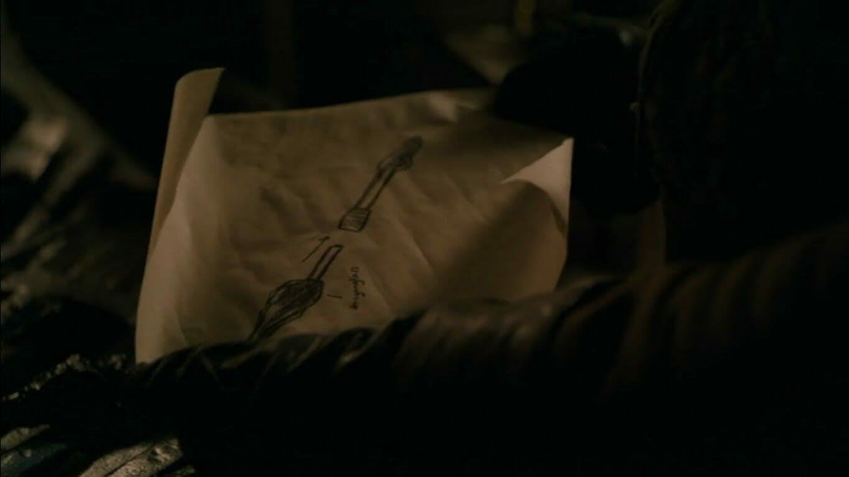 game of thrones arya stark weapon gendry