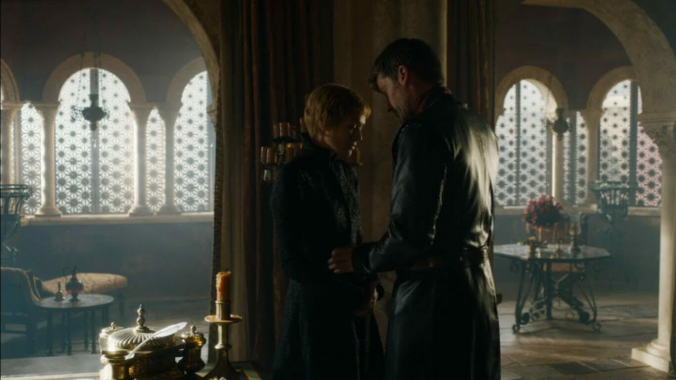game of thrones theories - cersei pregnant