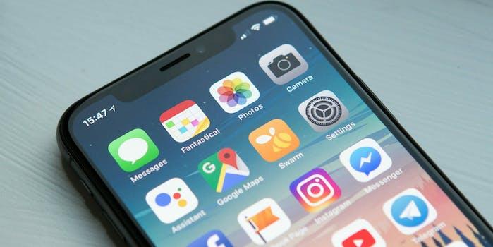 apple screentime app store