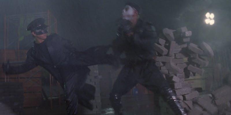 martial arts movies amazon - black mask