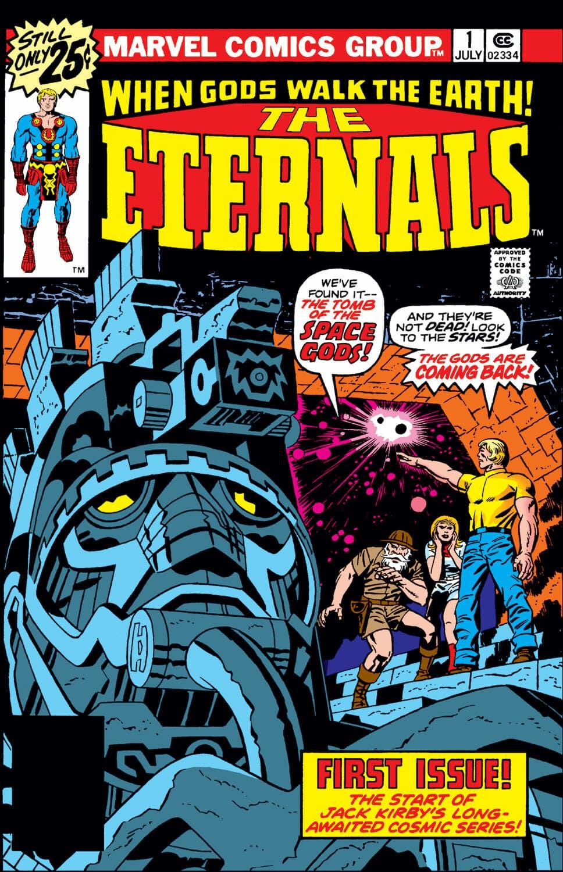 marvel eternals comic