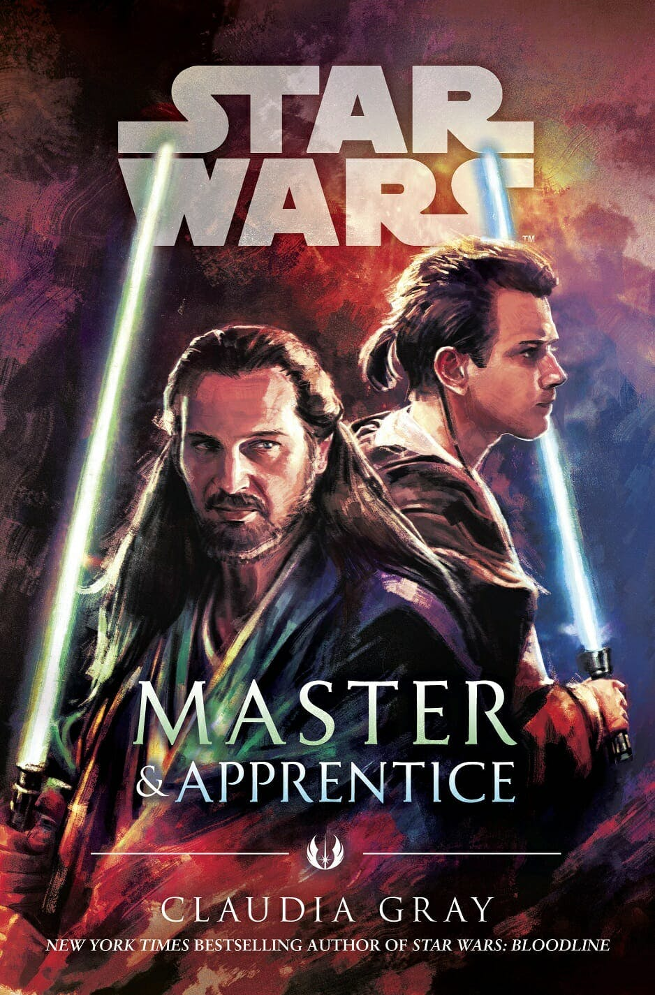 master apprentice star wars book