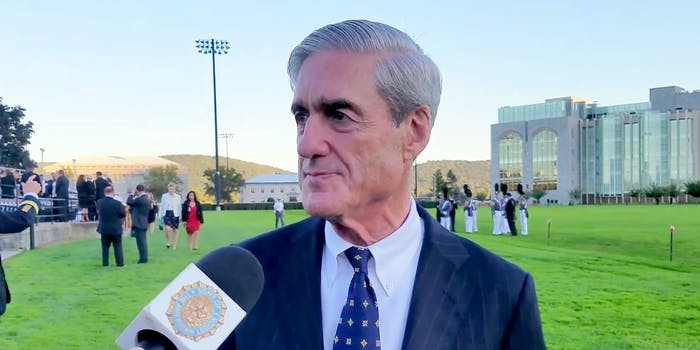 The Mueller Report is expected to be released later this week.