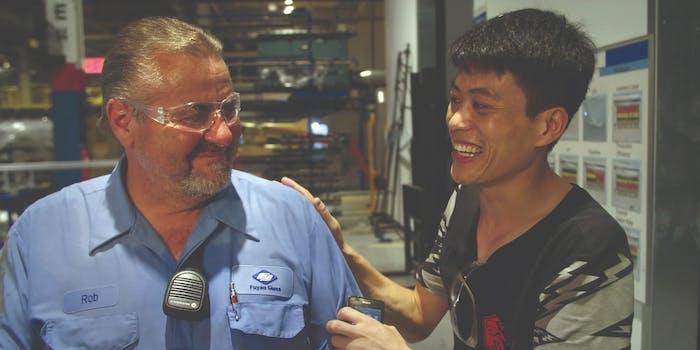 netflix american factory tribeca review