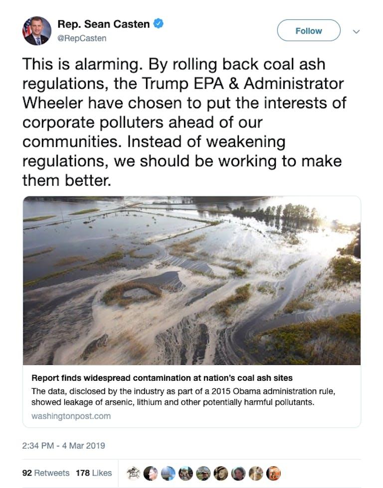 Obama vs Trump - Environmental regulations