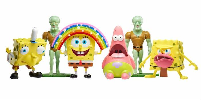 spongebob meme toy featured