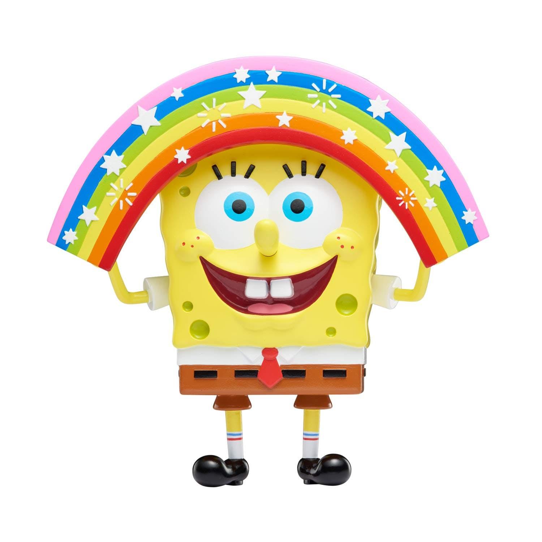 spongebob squarepants meme toys imagination