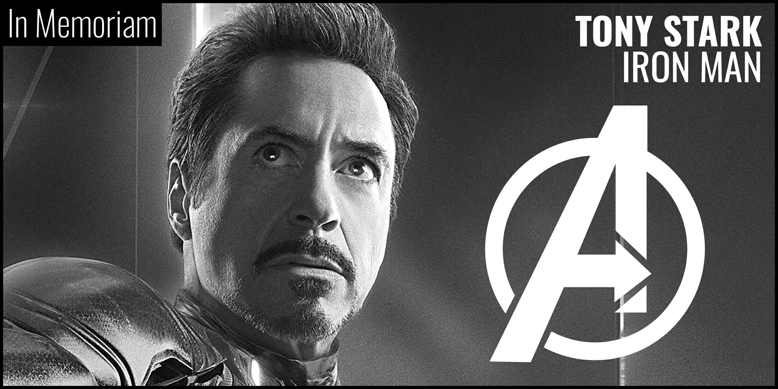 tony stark dies - iron man obituary avengers endgame