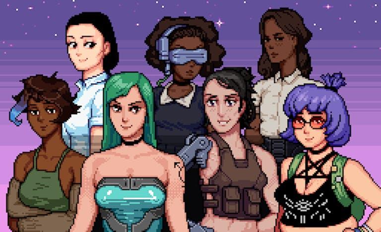 trans porn video games
