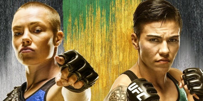 ufc 237 tarjeta de pelea poster evento principal