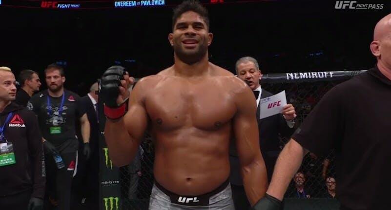 UFC Fight Night 149 Alistair Overeem vs. Aleksei Oleinik Live Stream Free