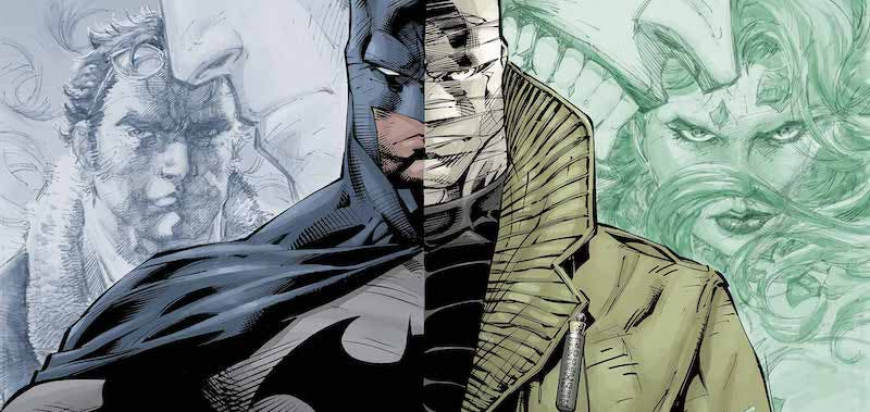 upcoming DC animated movies - batman hush