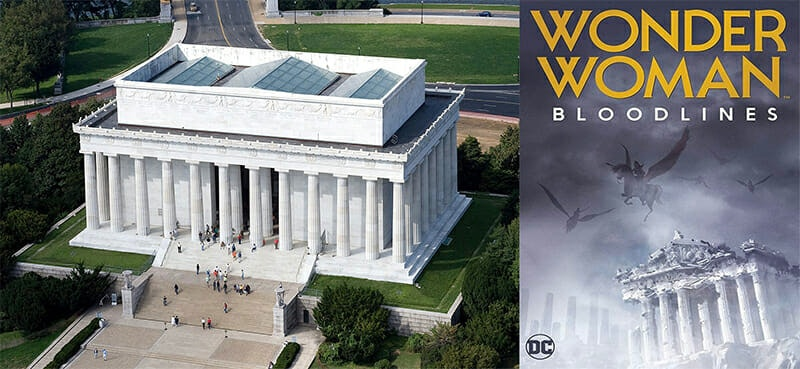 upcoming DC animated movies - wonder woman bloodlines