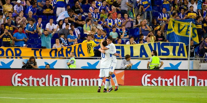 watch Copa Libertadores online for free